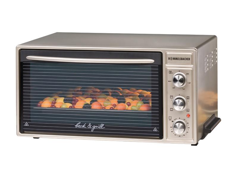 Baking oven Rommelsbacher BG1650