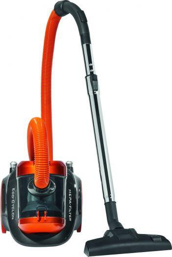 Vacuum cleaner Clatronic BS 1304AO anthracite-orange