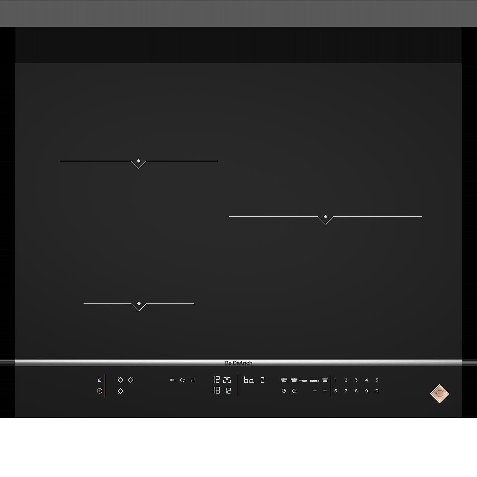 Induction cooker De Dietrich DPI7574XP