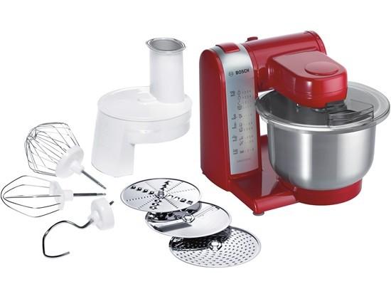 Köögikombain Bosch MUM48R1 punane