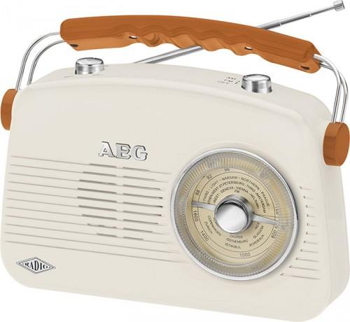 Raadio AEG NR4155 kreem