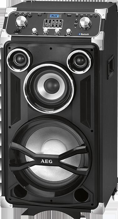 Muusikakeskus AEG EC4834