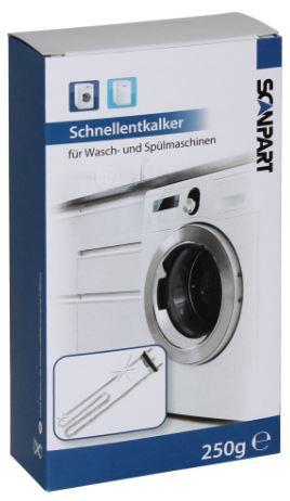Katlakivieemaldaja nõude- ja pesumasinale Scanpart 250g