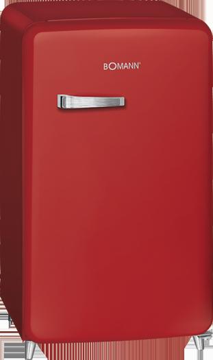 Retrokülmik Bomann KSR350, punane