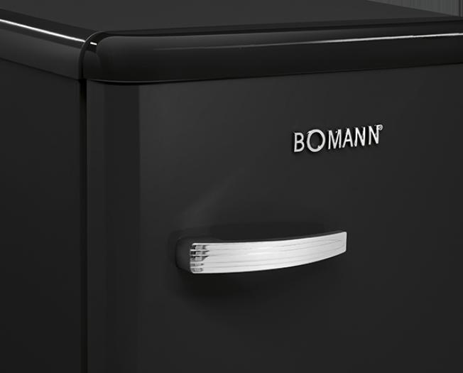 Retrokülmik Bomann VSR352 must