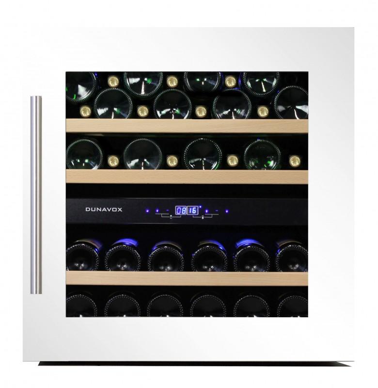 Wine cabinet Dunavox DAB36.80DW