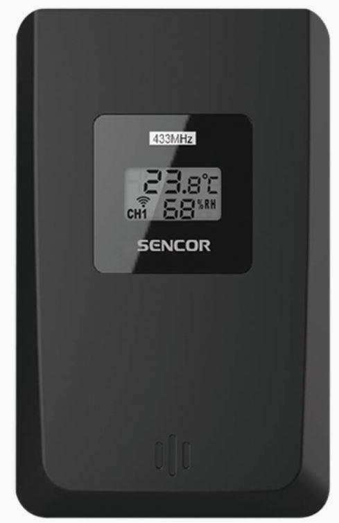 Ilmajaama lisaandur Sencor SWSTH2900