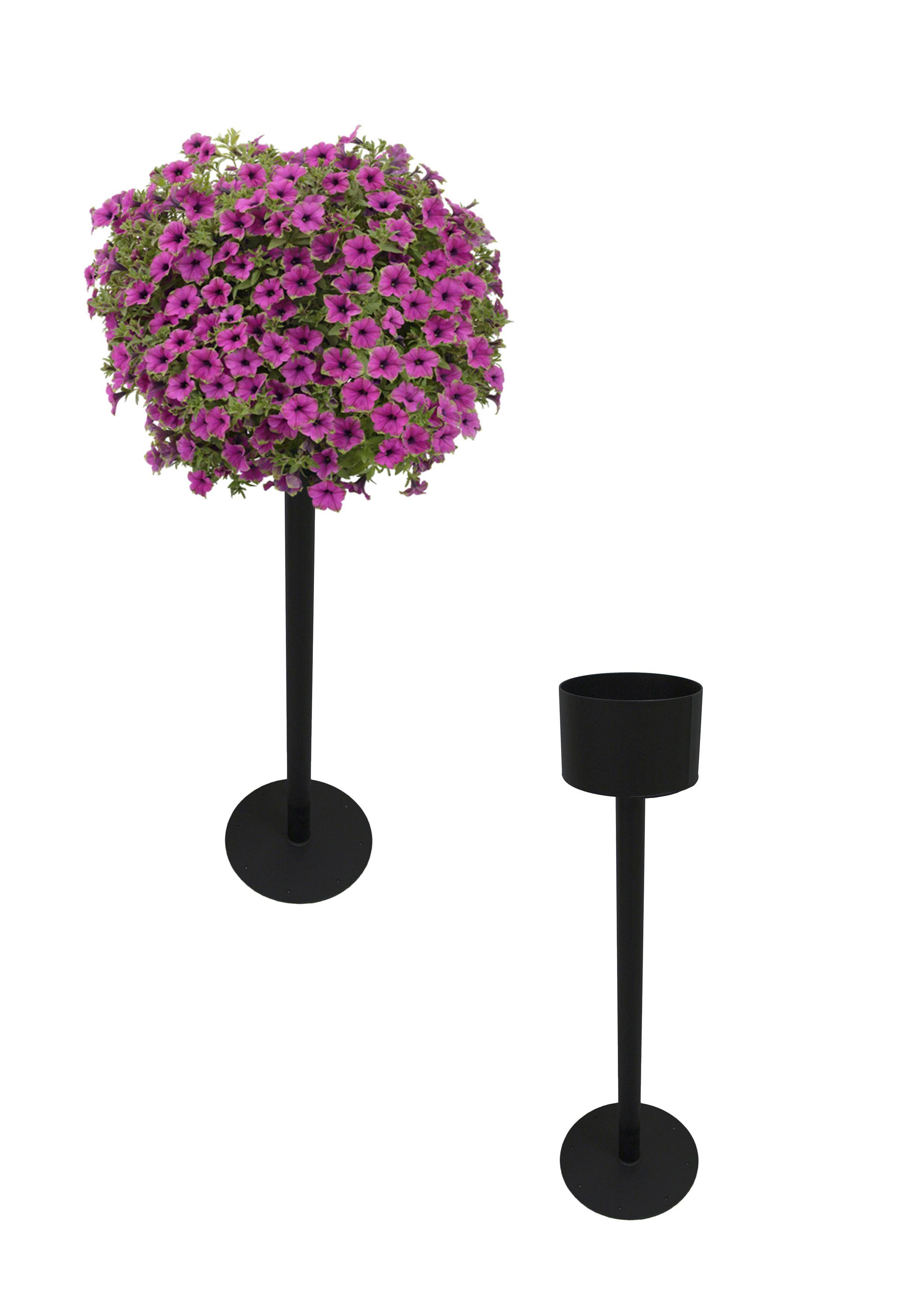 Ampli post, kõrgus 150cm + tald 40 cm