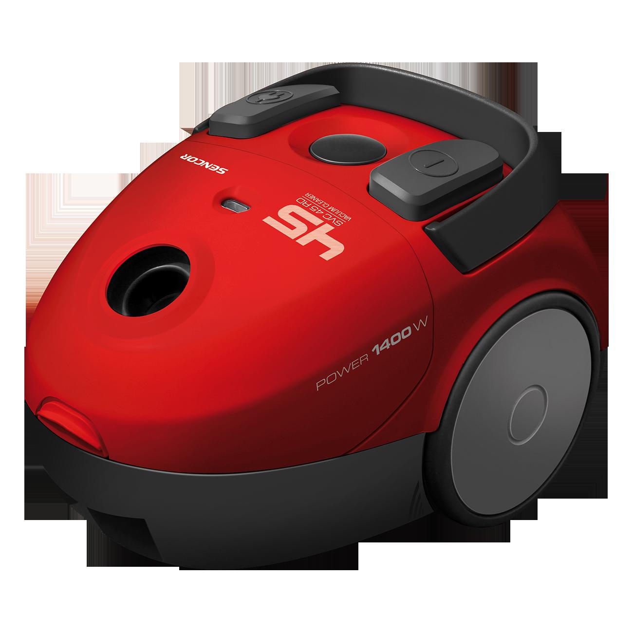 Tolmuimeja Sencor SVC45RD punane