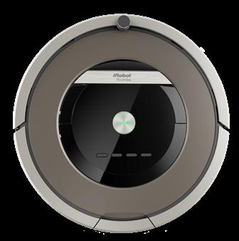Robottolmuimeja iRobot Roomba 886