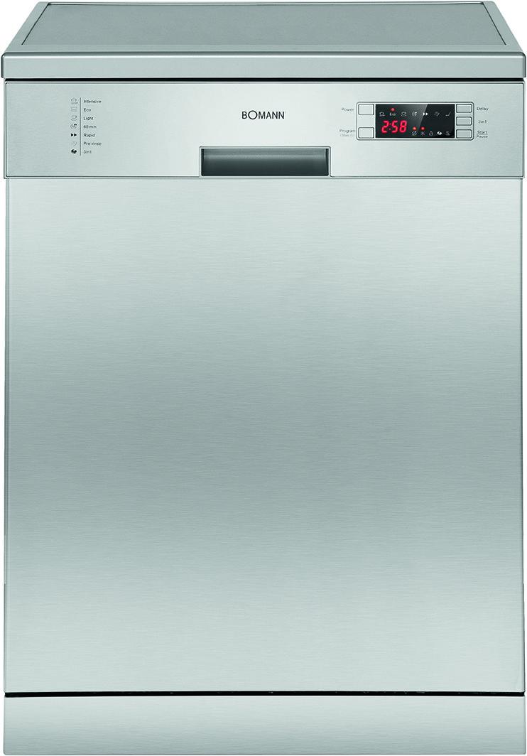 Dishwasher Bomann GSP858iX